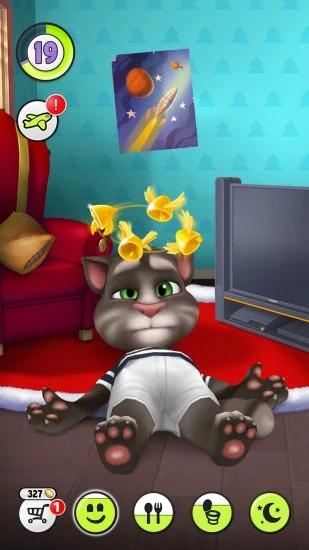 我的汤姆猫内购破解版截图3