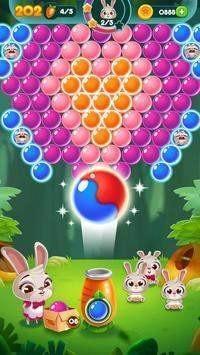 森林泡泡兔射击手机版截图2