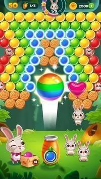 森林泡泡兔射击手机版截图3